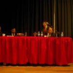 Panel de PI, Carranza, Pardini, Zamora y Piazza