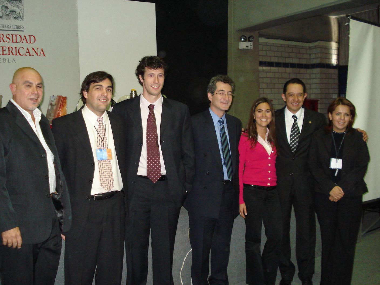 Seminario Derecho Informático Ibero Puebla