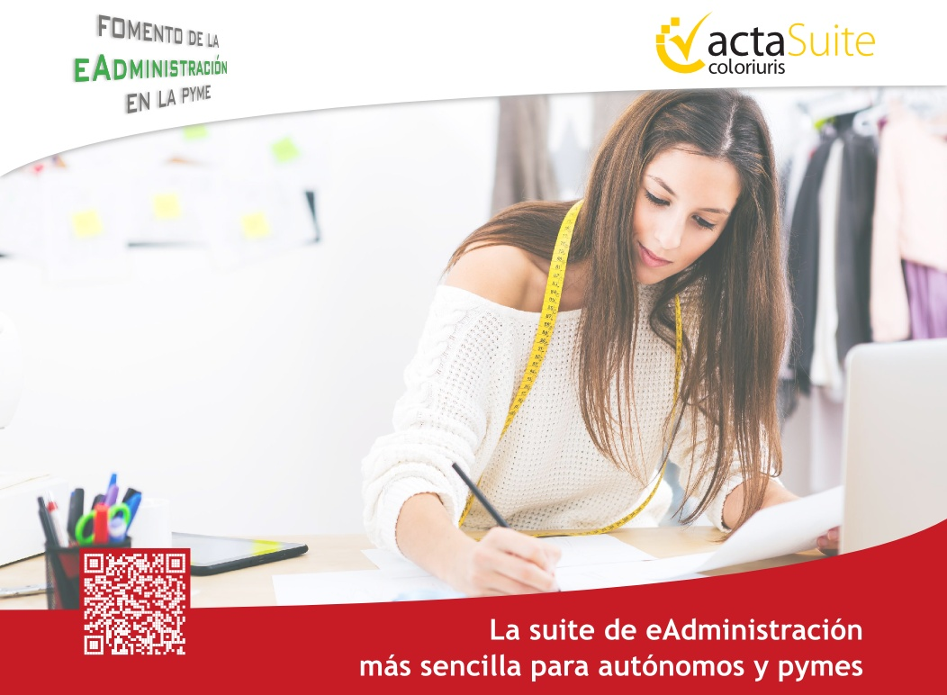 actaSuite - Coloriuris is a Certification Service Provider approved by the Spanish Superior Council of Chambers for the implementation of Phase II of the promotion of e-administration in the SME financed with FEDER funds for the Spanish Autonomous Communities of Andalucia, Castilla L